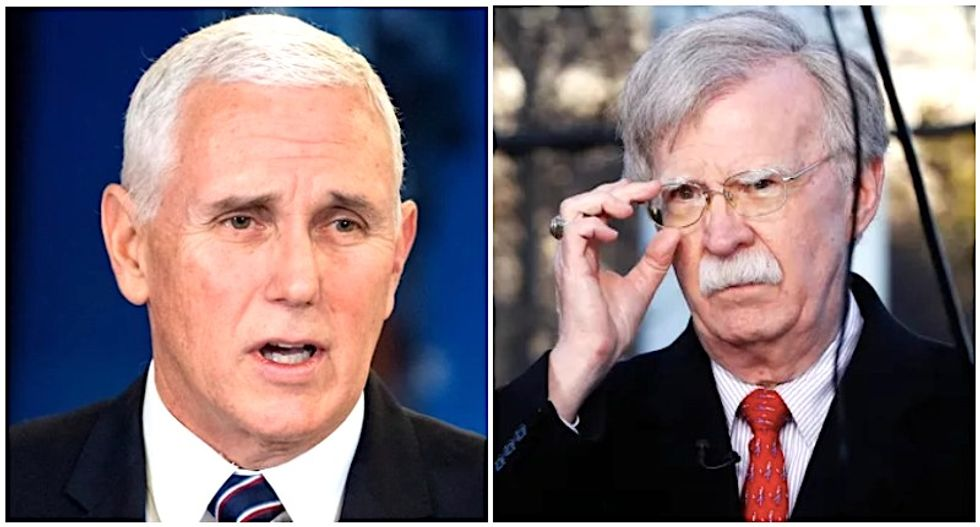 'What did Mike Pence know? What did Mike Pence do? John Bolton knows': MSNBC's Morning Joe