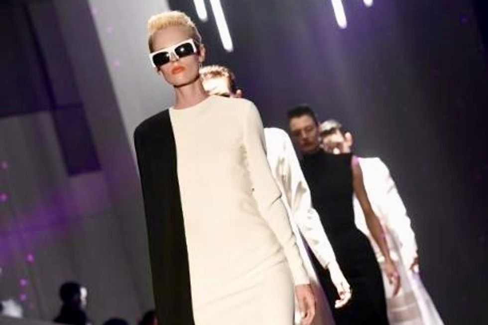 'The Donald Trump of fashion?': Culture wars rage on the Paris catwalk