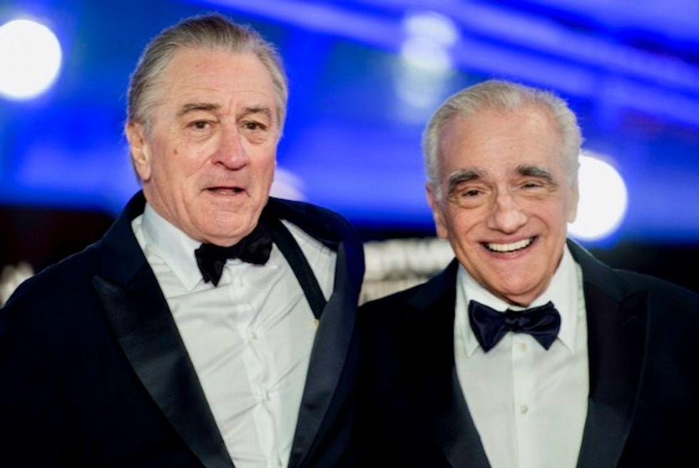 Scorsese and Netflix unveil ambitious new film 'The Irishman' with Robert De Niro
