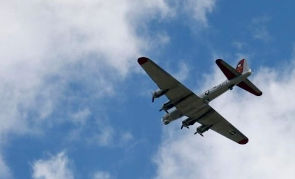 At least seven dead as World War II plane crashes in the US