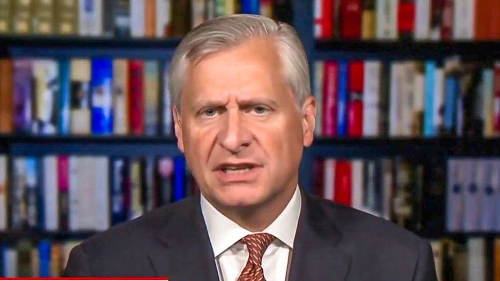 'The president of the United States is running a political shakedown racket': MSNBC historian