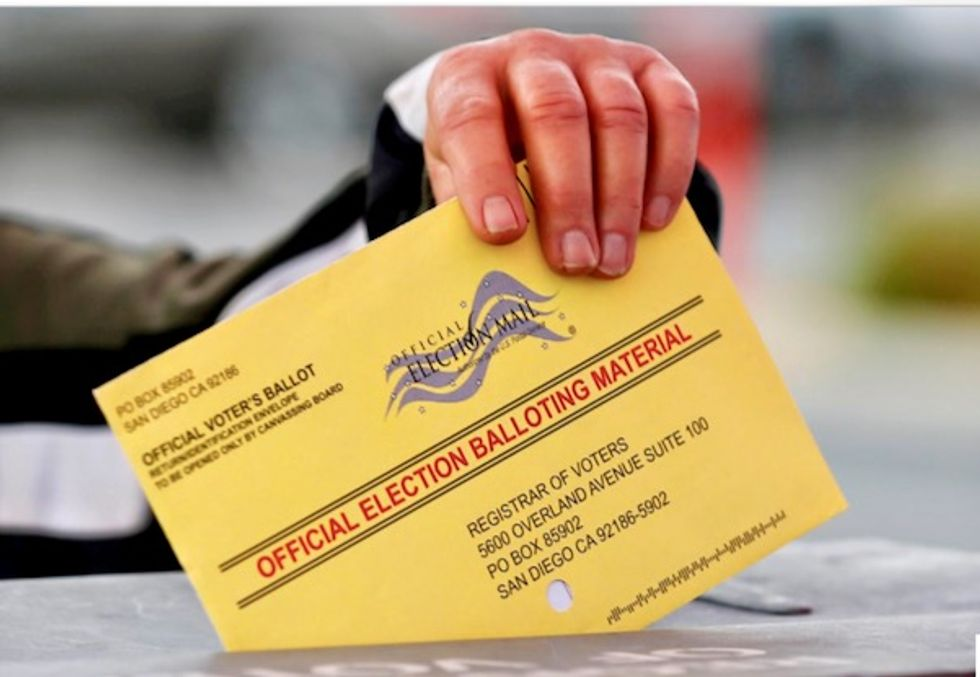 Judge blocks Republican backed Wisconsin early voting law