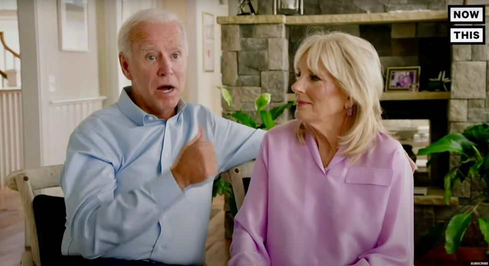 North Carolina man arrested after he's discovered with guns, explosives in plot to assassinate Joe Biden
