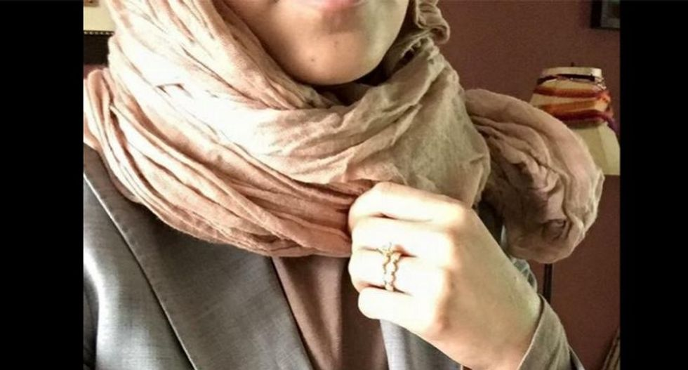 Banking while Muslim: Hijab-wearing woman forced to remove scarf and kicked out of Omaha bank