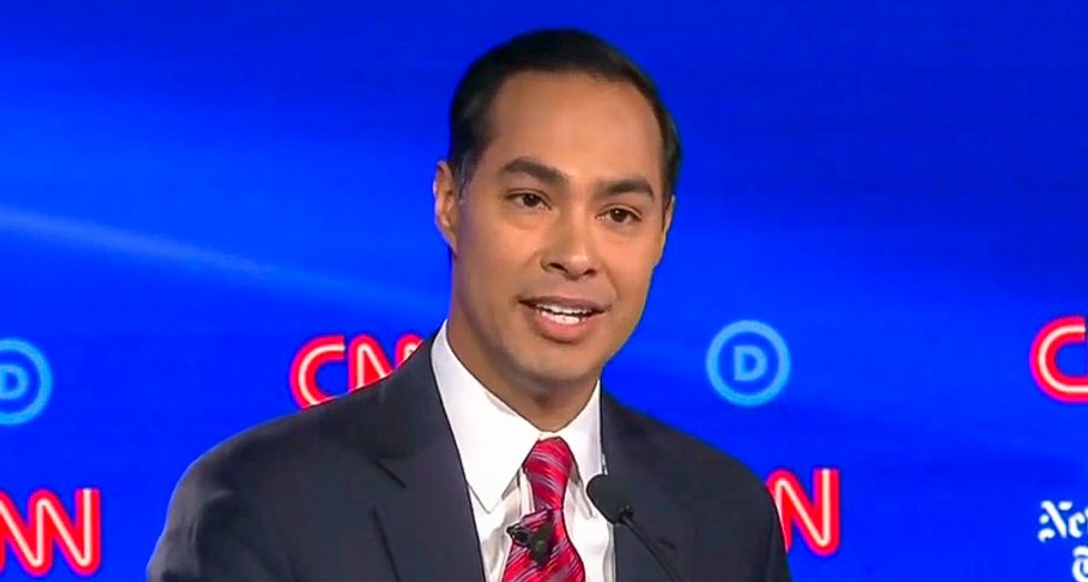 Julián Castro says Atatiana Jefferson's name on debate stage: 'Police violence is also gun violence'