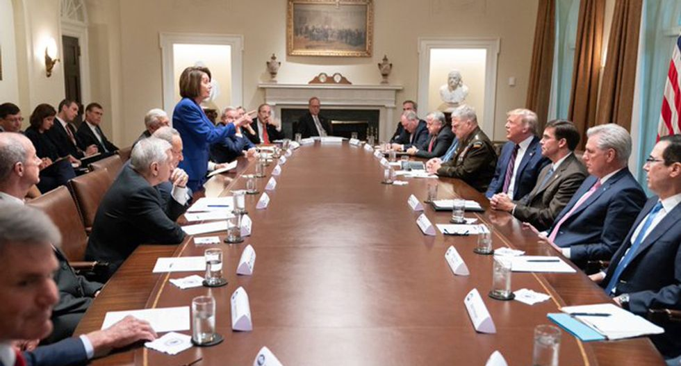 White House ripped for 'ridiculously misogynistic stereotype' in attack on Speaker Pelosi