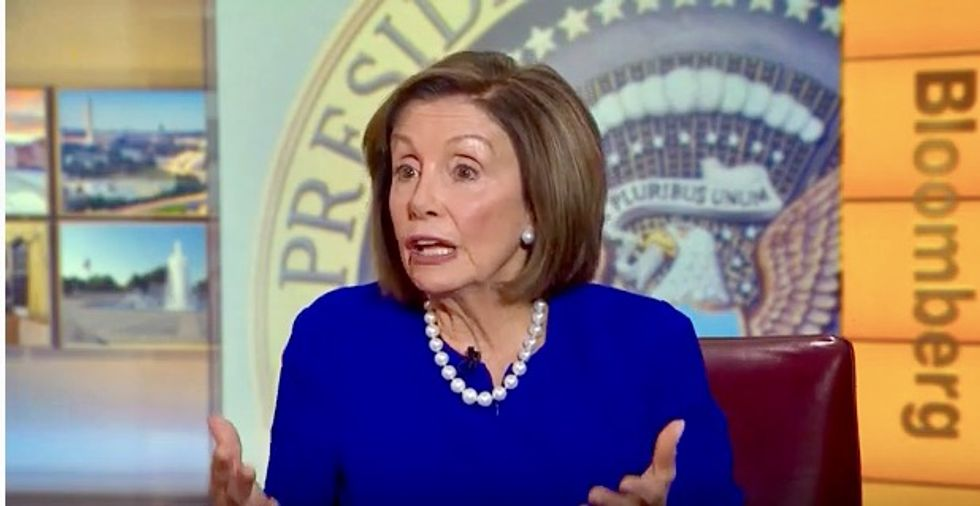 'Not a big fan of Medicare for All': Pelosi attacks plan backed by leading 2020 Dems — and majority of party