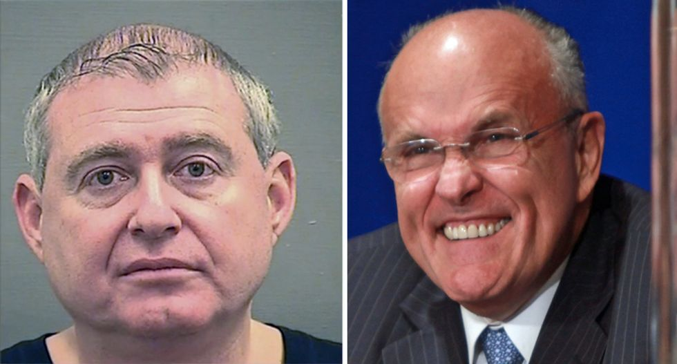 Giuliani associate Lev Parnas confesses to delivering bribery message to Ukraine for Trump