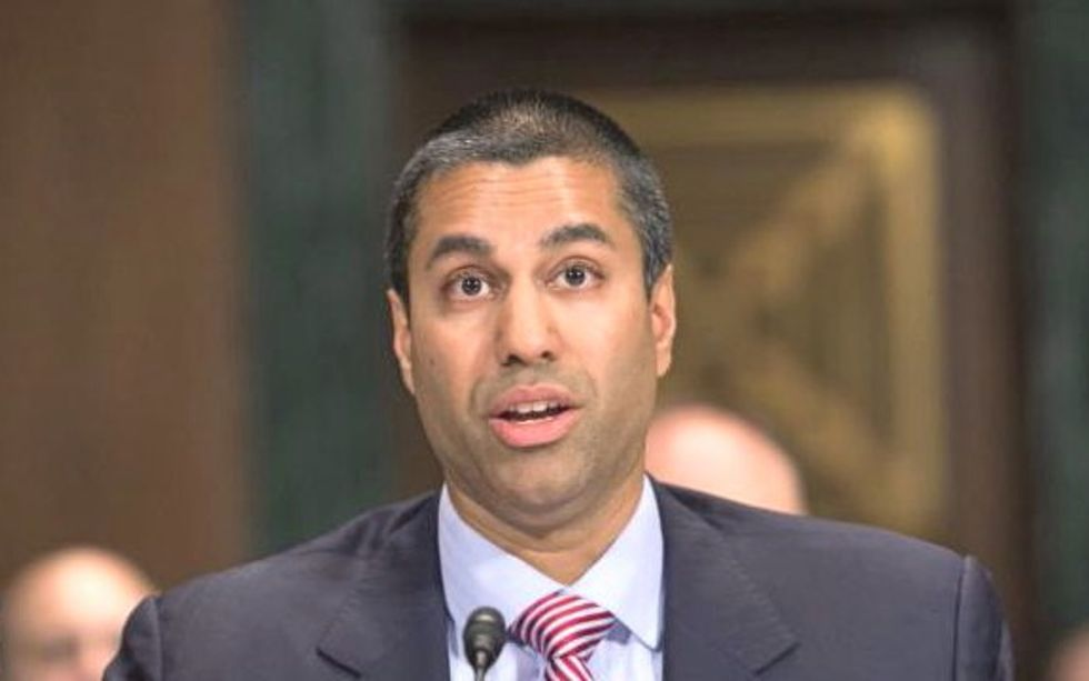 FCC Chairman Ajit Pai proposes rolling back net neutrality rules by three years