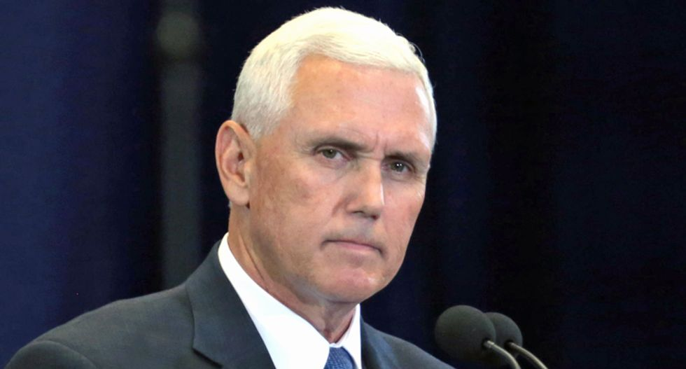 Mike Pence 'had to know' what was going on with Ukraine: Lev Parnas