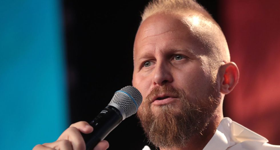 Ex-Trump campaign manager Brad Parscale hospitalized after barricading himself in home with guns and threatening self-harm