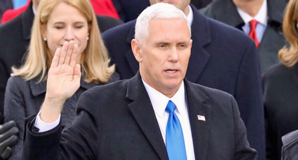 'Swear in Pence': Bush ethics czar says Sondland testimony is 'game over' for Trump as president