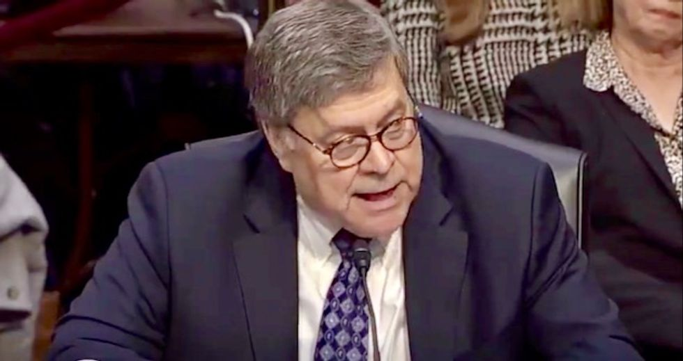 House committee sues Attorney General Barr in wake of ruling declaring 'presidents are not kings'