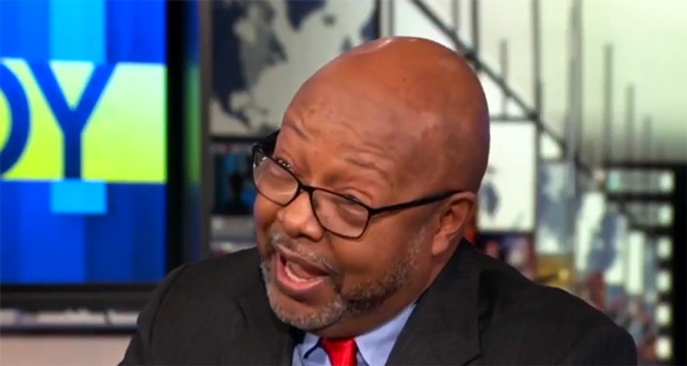 GOP 'cultists' who think Trump is a better president than Lincoln get buried by stunned MSNBC contributor