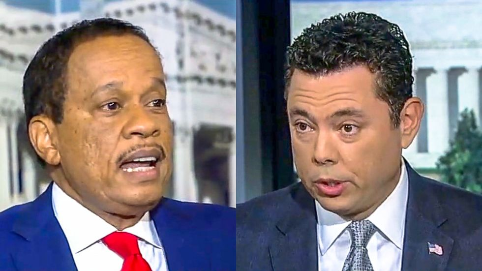 'Who is obstructing?' Fox panel shouts down Jason Chaffetz after he calls Trump the 'victim' of impeachment