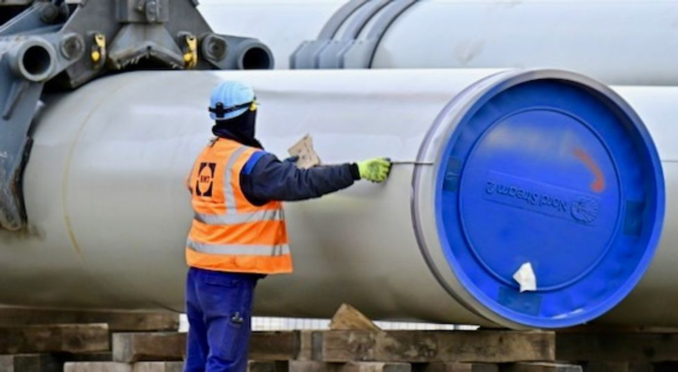 US Congress approves Russia-Europe gas pipeline sanctions