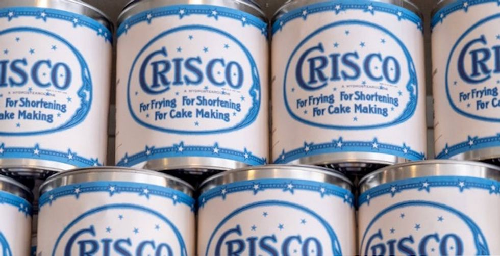 How Crisco toppled lard – and made Americans believers in industrial food