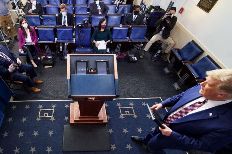Twitter to hand @POTUS account to Joe Biden on inauguration day