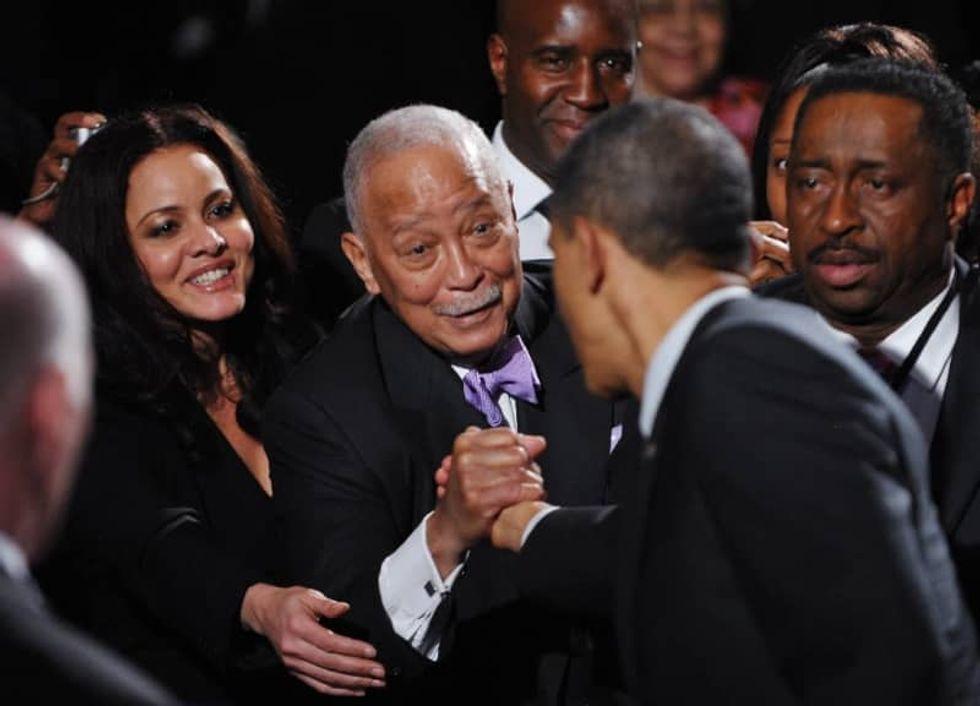 New York City's first Black mayor David Dinkins dies age 93