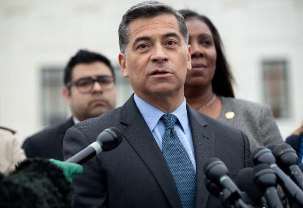 Biden picks California official Xavier Becerra for health secretary: report