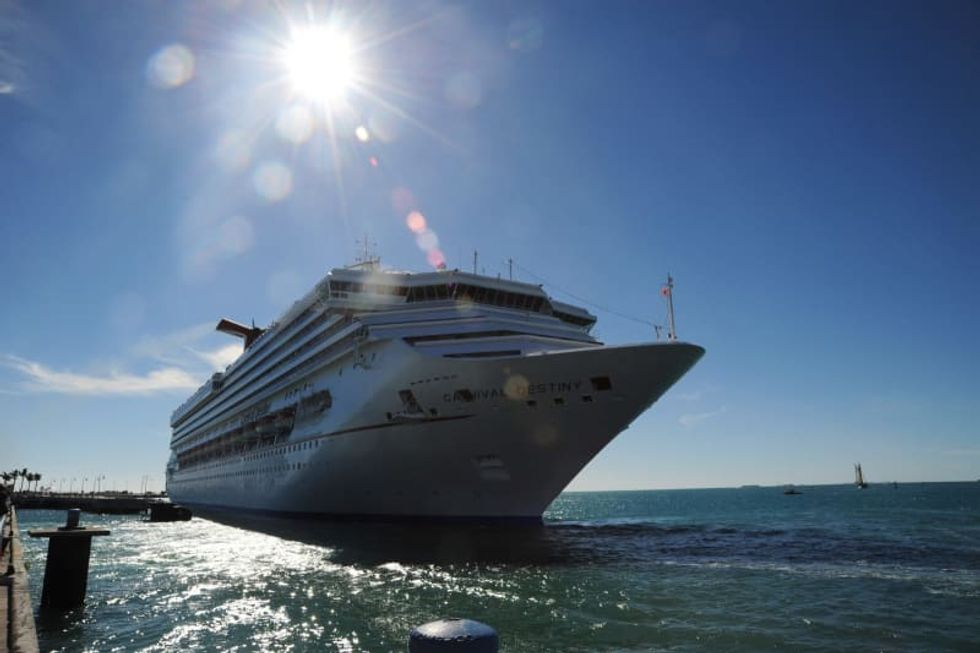 How the cruise industry secretly backed 'dark money' mailers about defunding Key West police