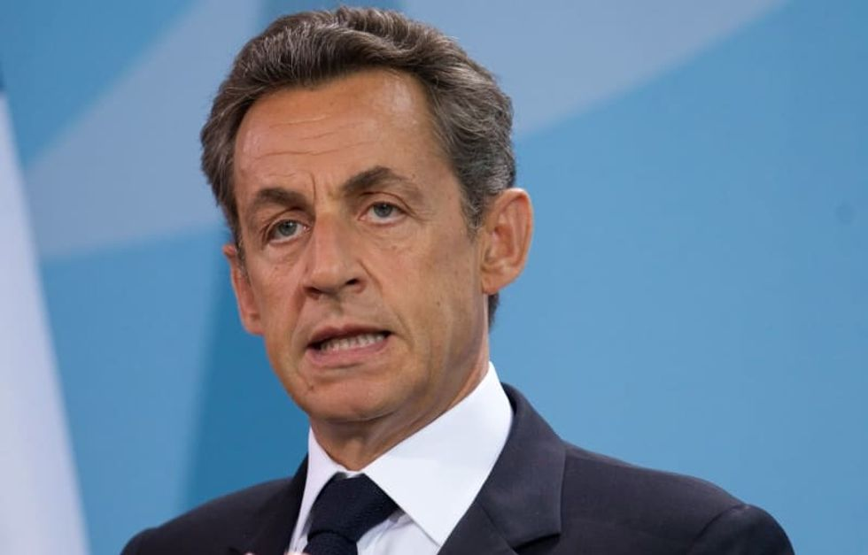Former French president Sarkozy faces corruption charges in court