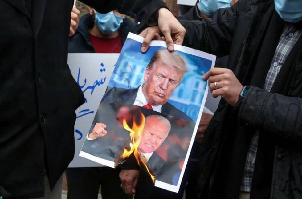 Iran assassination could undercut Joe Biden's diplomatic options