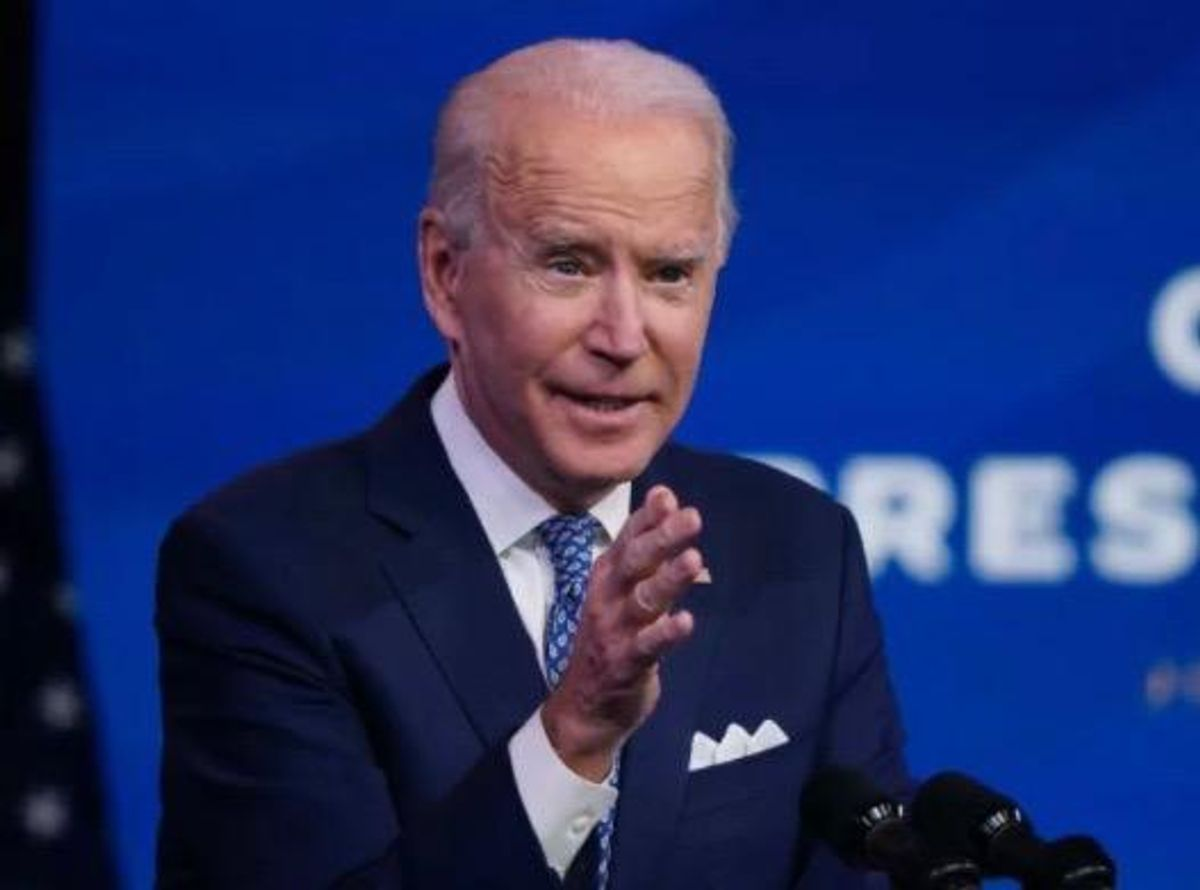 Joe Biden says will ask Congress to pass another Covid relief bill