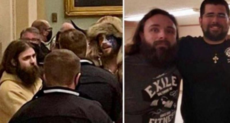 Dangerous new right-wing conspiracy theories emerge from Wednesday's Trump-fueled mob violence in DC