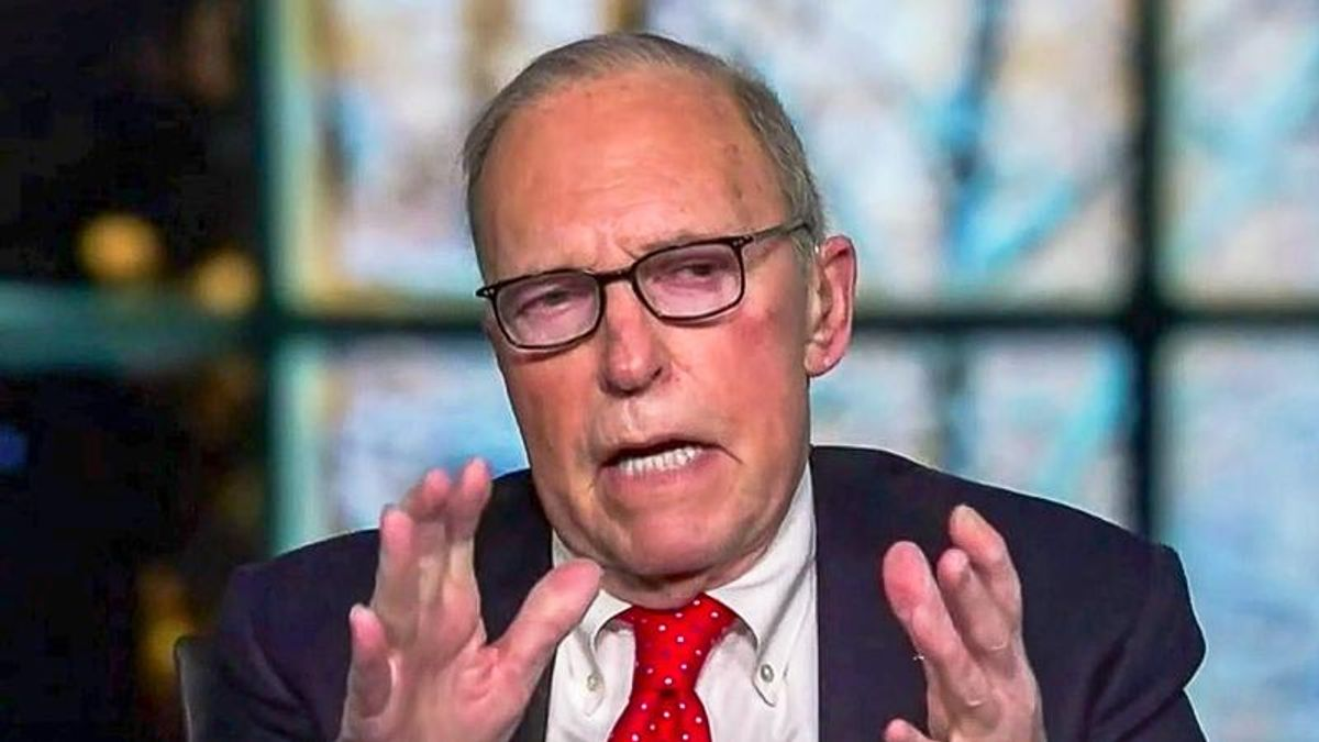 Larry Kudlow: Texas power outages are 'the consequences' of electing Joe Biden