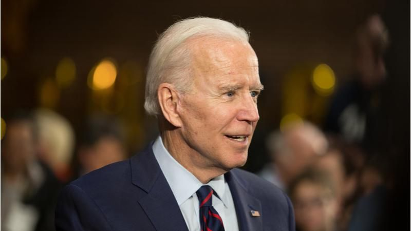'Did you flunk math?' Republicans mocked for saying Biden failed his promise to 'reopen schools within his first 100 days'
