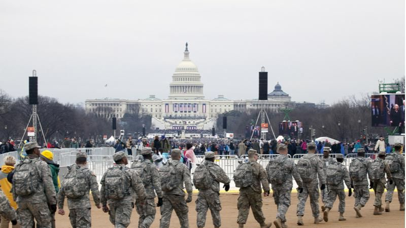 Capitol police ask National Guard to stay due to threats from right-wing extremist groups: report