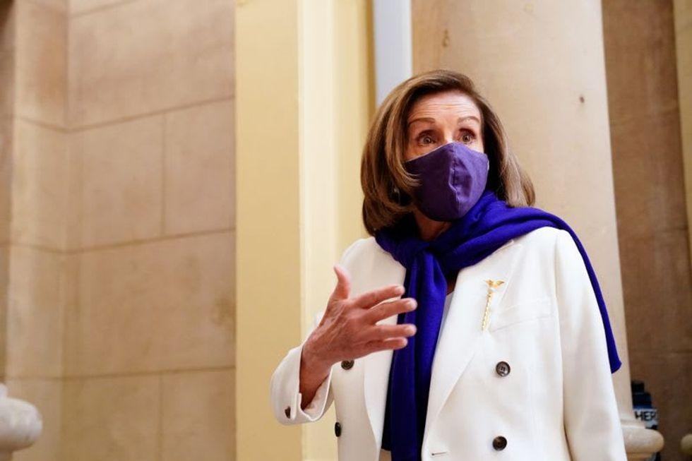House will take up Senate's $1.9 trillion coronavirus bill by Wednesday: Pelosi