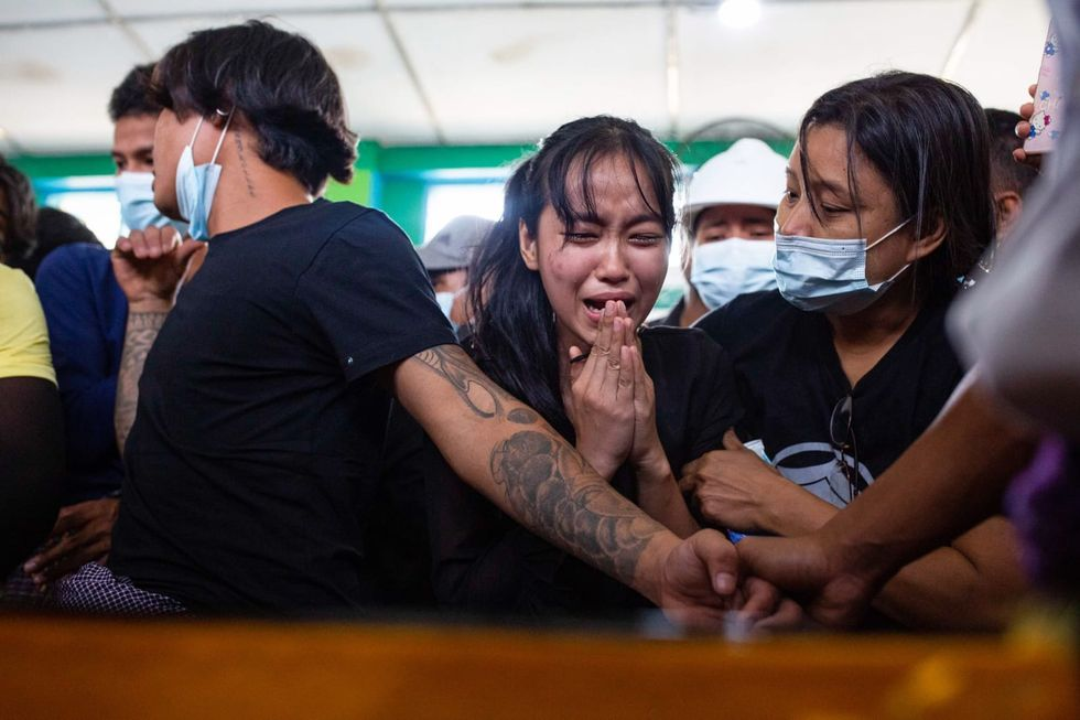Eight people killed as protests against Myanmar military escalate