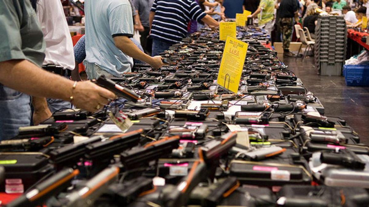 America's gun madness: How guns went from tools to ideology to identity
