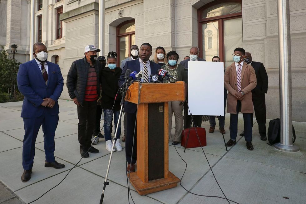 Family of Walter Wallace Jr. sues Philadelphia police officers who fatally shot him