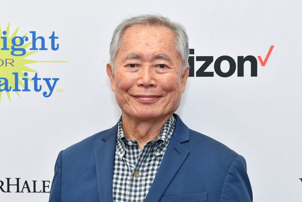 George Takei reflects on his experience with anti-Asian hate