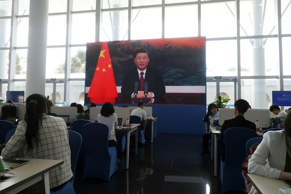 China's President Xi calls for more equitable global governance