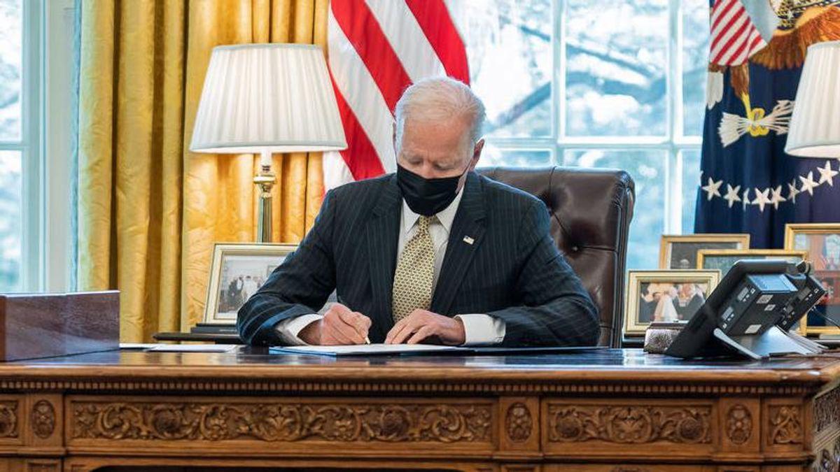 Joe Biden reverses course on refugees after fierce criticism from allies