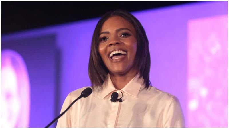Trump says it would be 'fantastic' to have Candice Owens as his running mate