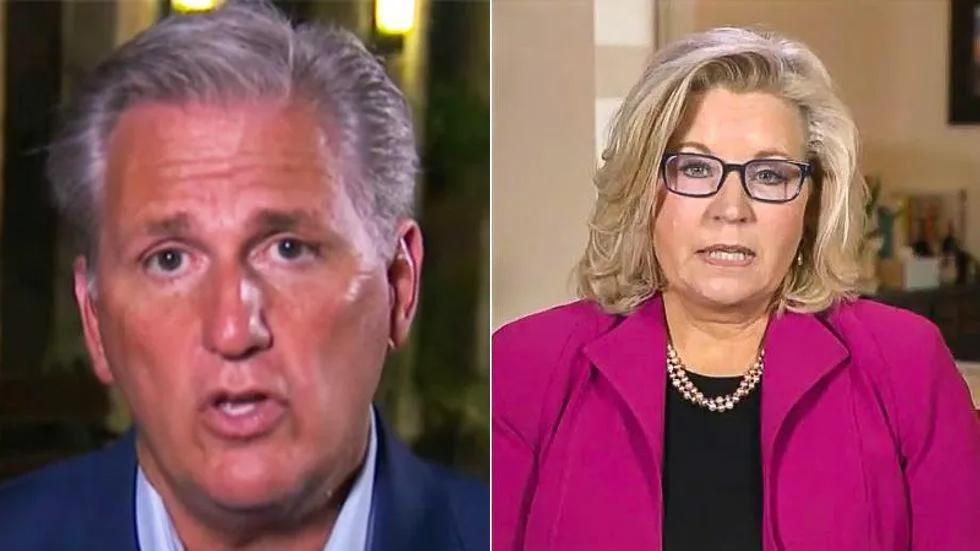 Liz Cheney knows something dangerous about Kevin McCarthy and Jan. 6: ex-Congressman