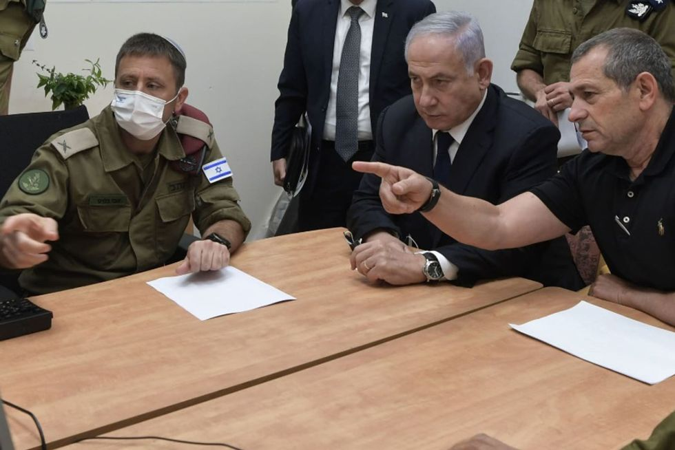 Reports: Israeli Cabinet approves ceasefire in Gaza conflict