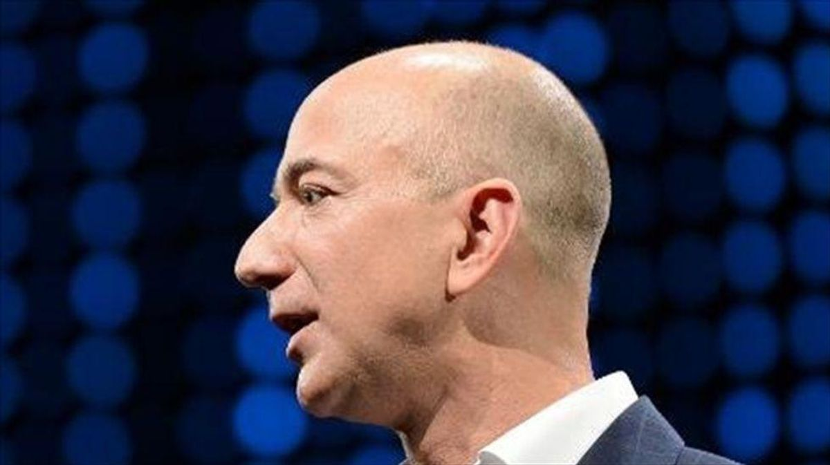 Amazon hit with antitrust suit in Washington, DC