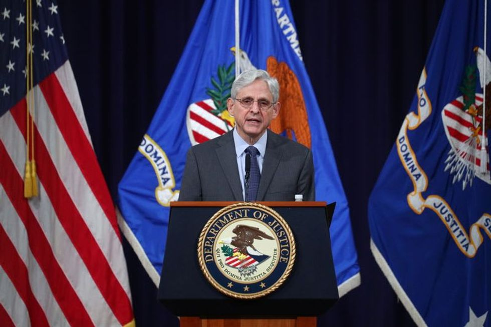 Merrick Garland vows to aggressively defend voting rights