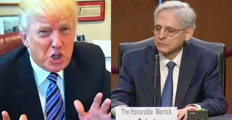 Merrick Garland draws ire of Americans after report he may defend Trump in Jan. 6 attack: 'I'm not paying for this'
