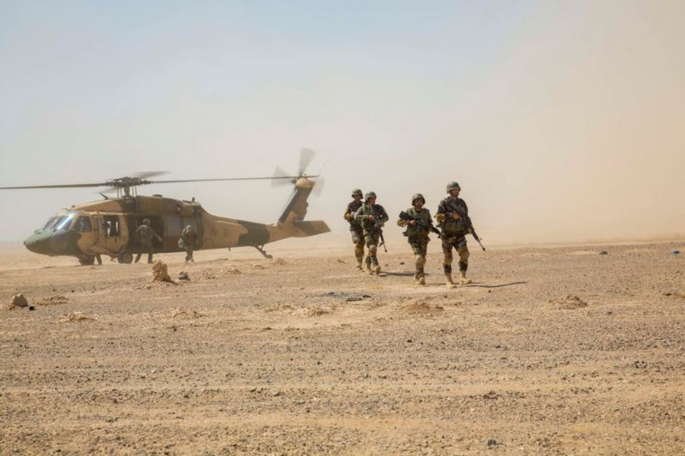 Afghan pilots assassinated by Taliban as U.S. withdraws