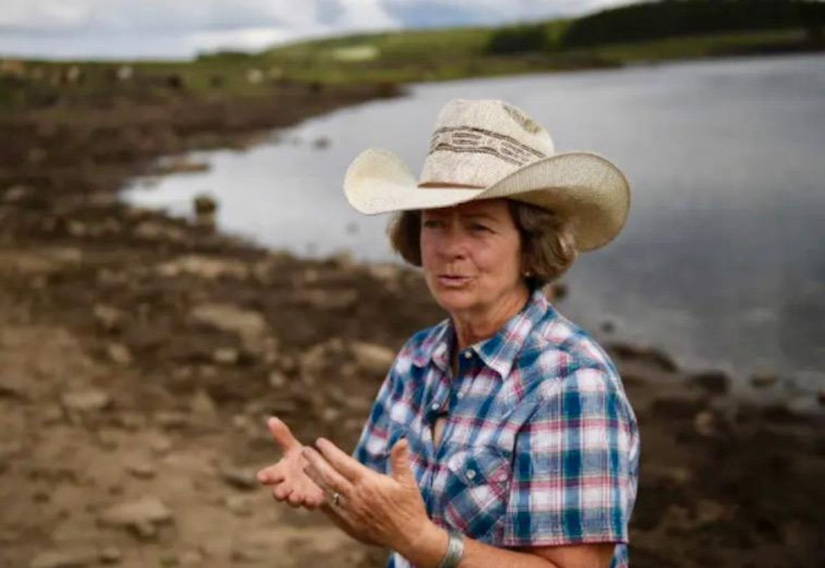 Colorado ranchers face not just drought but rising social pressures