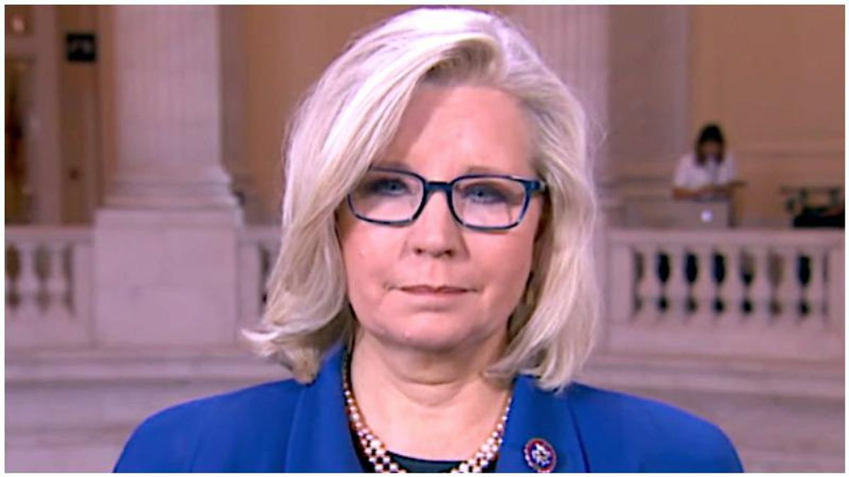 Liz Cheney says 1/6 committee could subpoena Kevin McCarthy -- and even Trump -- to testify: 'This is not a game'