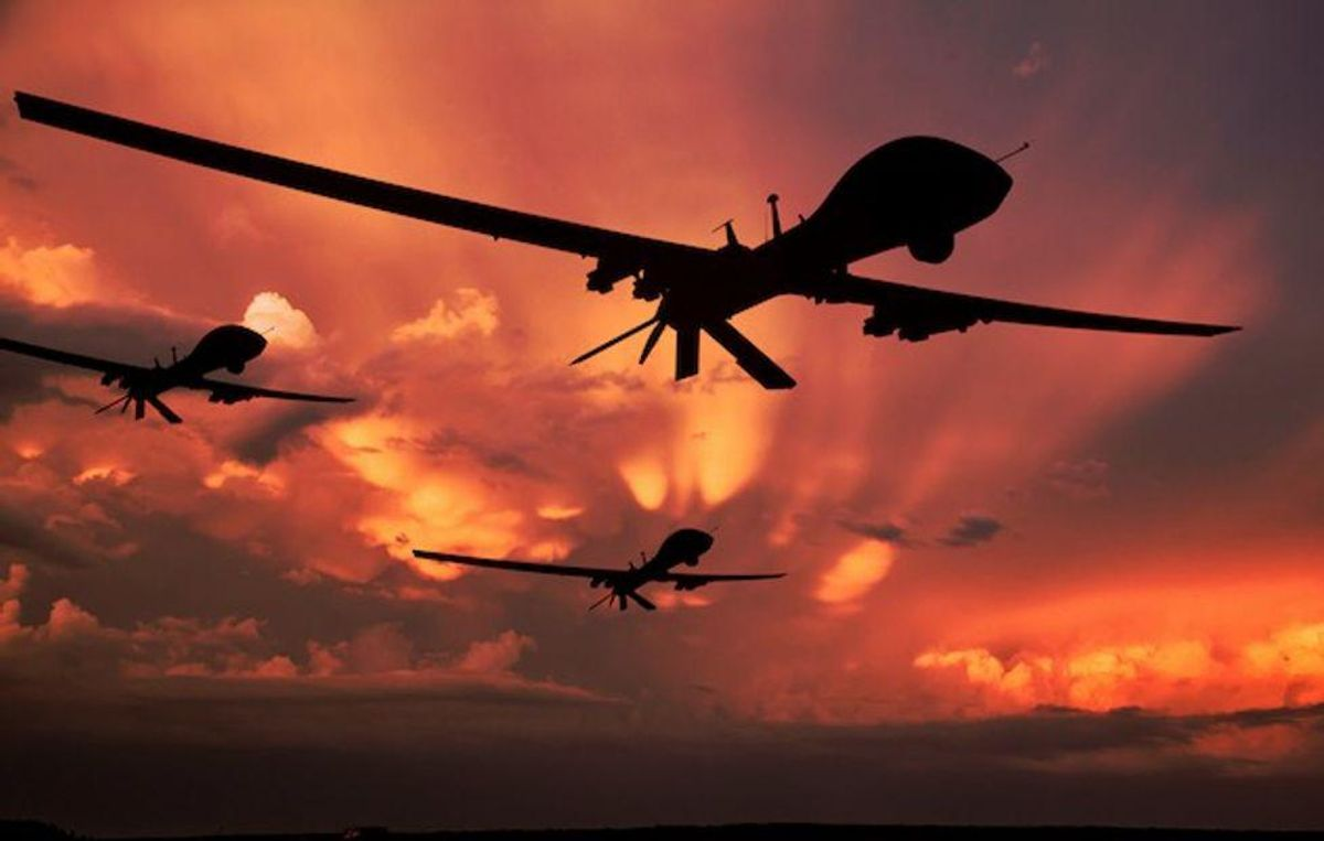 Ex-contractor jailed for leaking US drone attack secrets
