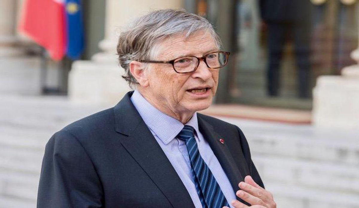 Bill Gates says time with Epstein a 'huge mistake'